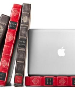 Twelve South Bookbook Hardback Leather Case for MacBook