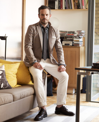 J.Crew: Men of Monocle for Spring 2010