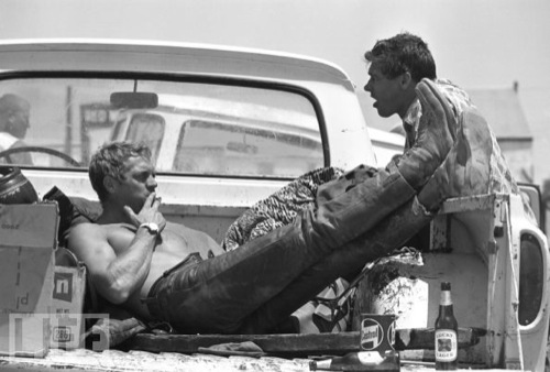 Steve McQueen: LIFE Magazine Presents 20 Never-Seen-Before Photos by John Dominis