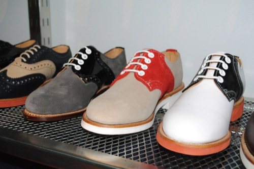 Mark McNairy Fall+Winter 2010 Preview [Footwear]