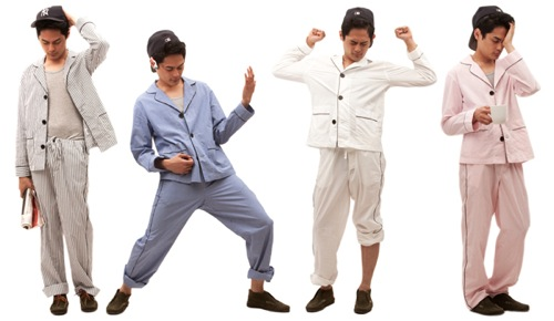 Opening Ceremony x Band of Outsiders Pajamas