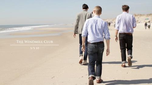 The Windmill Club S/S 2010 Video Lookbook