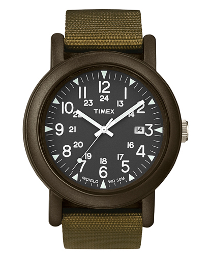 In Stock | Timex XL 'Camper' Resin Watch