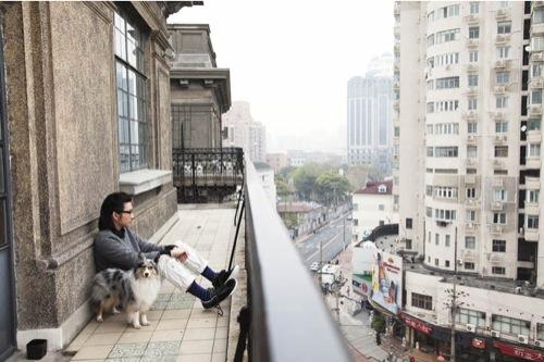 Louis Vuitton: The Journey of a Man's Wardbrobe [Shanghai]