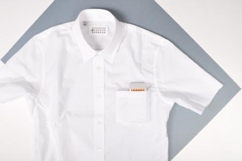Maison Martin Margiela 'Smoker' Tee & Shirt