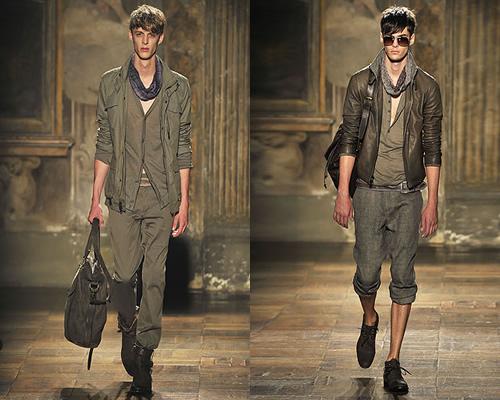 Spring 2011: John Varvatos [Milan Fashion Week]