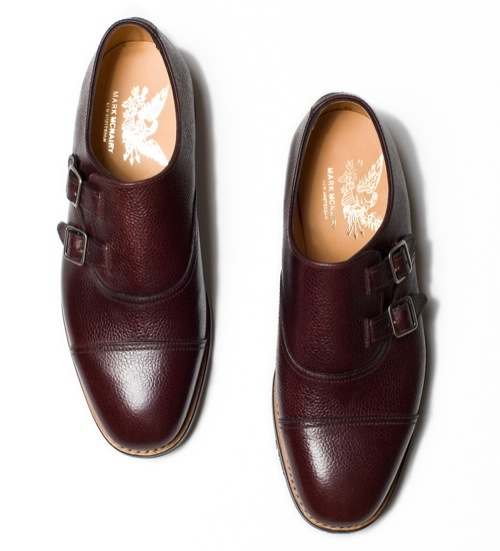 Mark McNairy New Amsterdam Double Monk Strap Shoes
