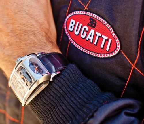 Parmigiani Bugatti Super Sport Watch [Type 372]