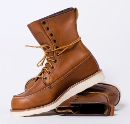 "Red Wing 8"" Moc Toe Boot [Fall 2010]"