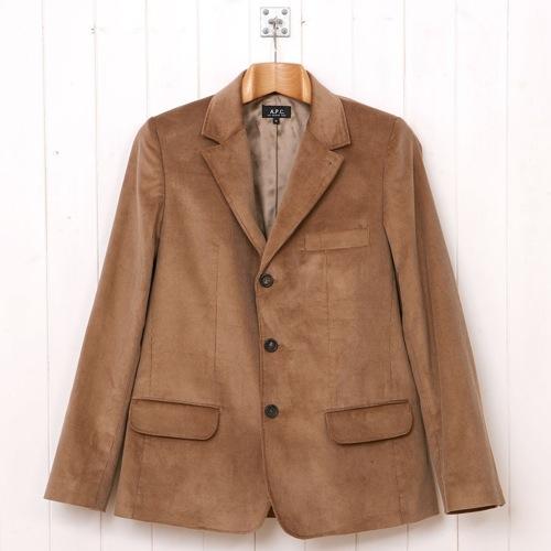 Fall 2010 | APC Corduroy Jacket