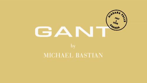 GANT by Michael Bastian | Life Like A Film Video [S/S 2010]