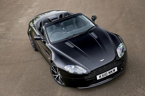 Paris 2010 | Aston Martin V8 Vantage N420 Roadster