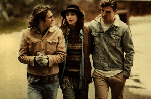 In Action | Gant Rugger Fall/Winter 2010 Collection