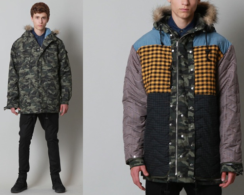 Henrik Vibskov Reversible Wiper Jacket