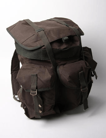 Nom de Guerre Oversized Military Backpack