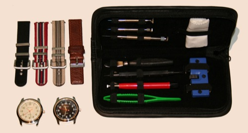 TOKYObay Do It Yourself Watch Set [Limited Edition]