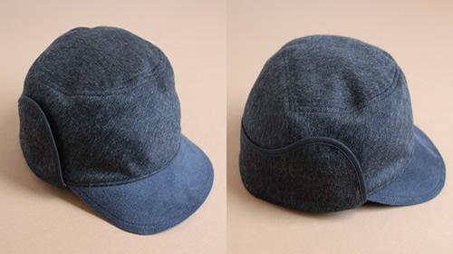 Winter Essential | Borsalino 'Legionnaire' Hat