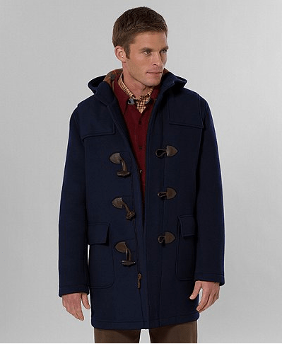 Fall 2010 | Brooks Brothers Wool Duffel Coat