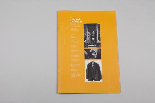 Journal de Nimes Nº6 -The Dutch issue