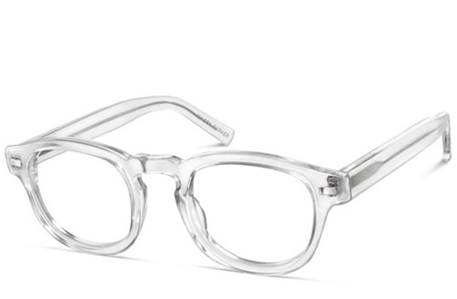 Warby Parker for Steven Alan Eyewear