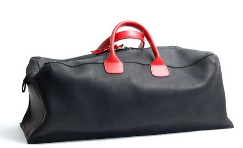 Basil Racuk Weekender Bag