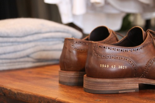 separation shoes 092c8 08dbe Oxford Collection   Common Projects Wingtip Brogues