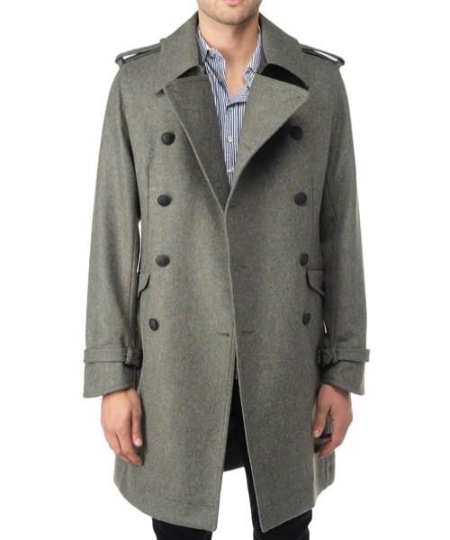 The Want | rag & bone Wellington Trench Coat