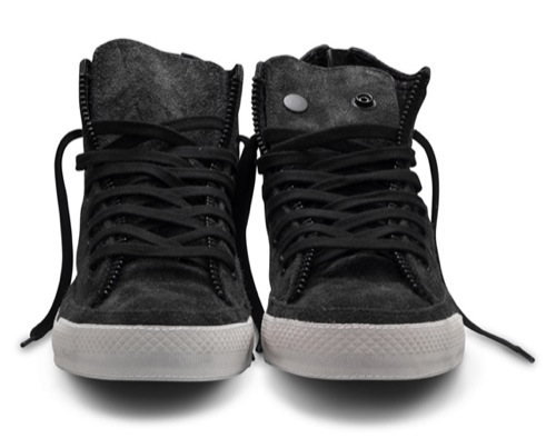 Converse First String | Schott Chuck Taylor All Star Leather Jacket