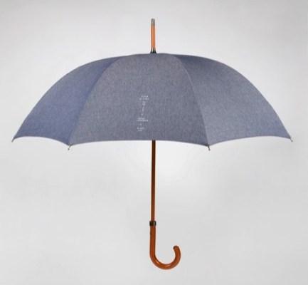 Tenue de Nîmes x London Undercover Denim Umbrella