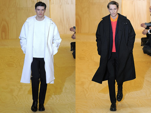 Milan Fashion Week | Jil Sander Fall/Winter 2011