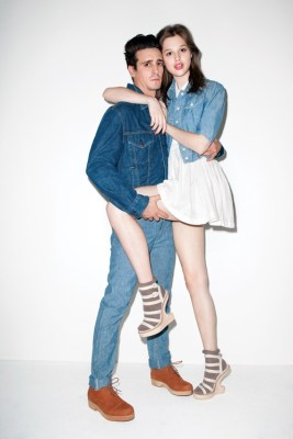 Levi's Chambray for Opening Ceremony, Spring 2011