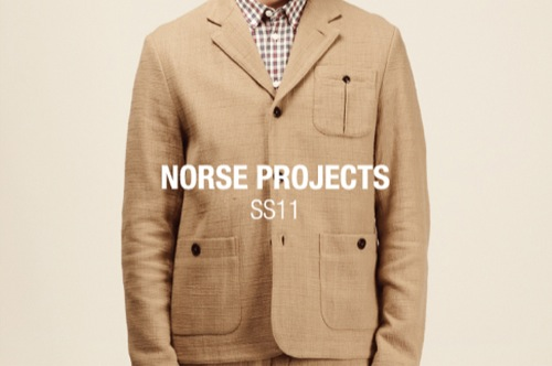 Norse Projects Spring/Summer 2011 Lookbook