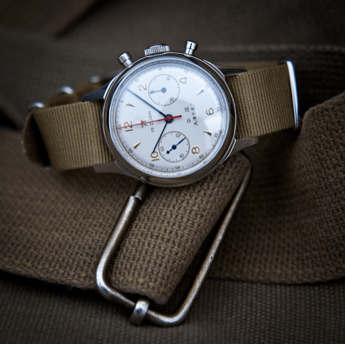 The Want | Seagull 1963 Chronograph