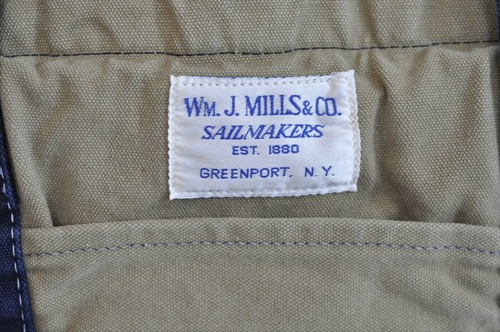 Closer Look | Wm. J. Mills & Co. Stonewashed Vintage Series Bags