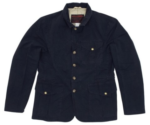 The Want | Filson Zip Blazer