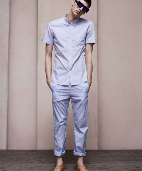 Acne Gear Long Pants for Spring 2011