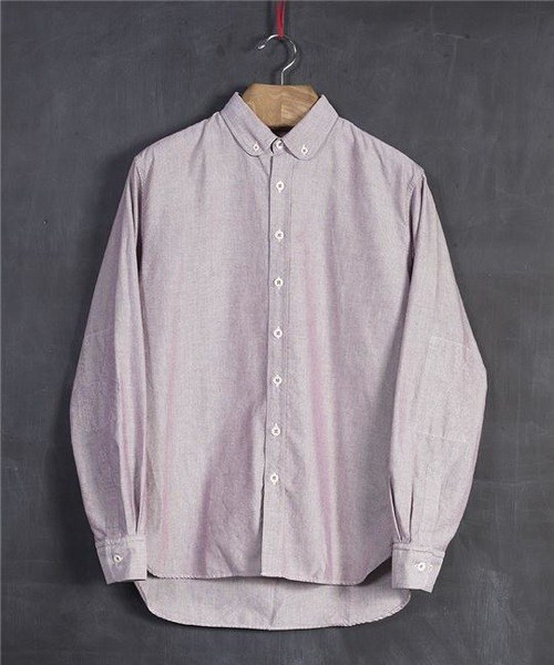 Albam Club Collar Oxford Shirt