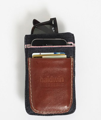 Baldwin Denim Wallet