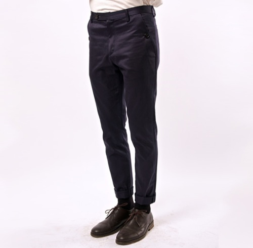 Percival Navy Summer Chino