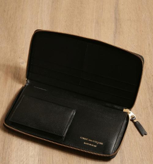 Comme Des Garcons Classic Line Wallet
