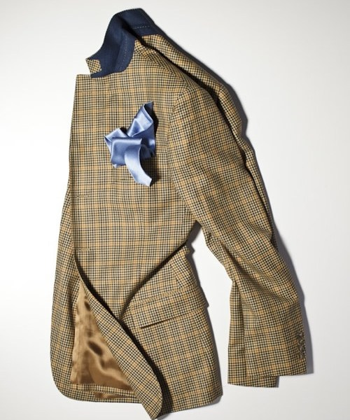 J. Hilburn Made-to-Measure Suits and Sportcoats Now Available