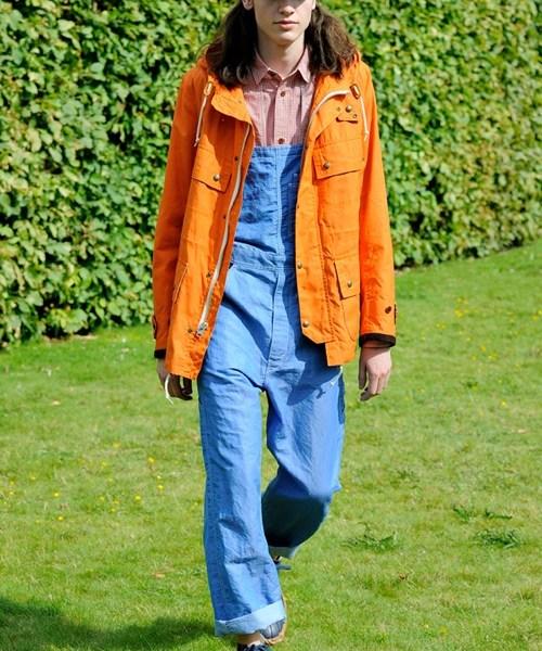 Paris Fashion Week | Junya Watanabe Spring/Summer 2012