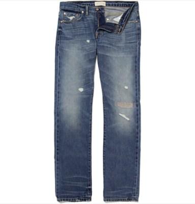 Simon Spurr | The 5 Year Anniversary Denim Jeans