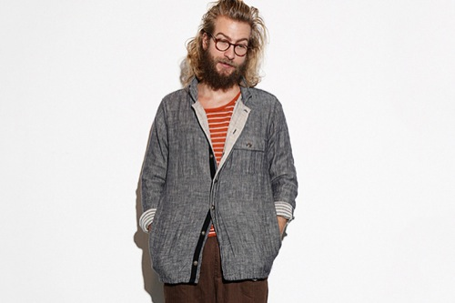 Uniforms for the Dedicated Fall/Winter 2011 Lookbook