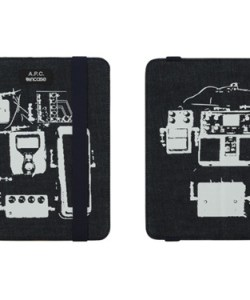 A.P.C. for Incase MacBook Pro and iPad 2 Sleeves