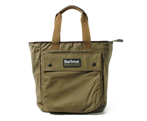 The Want | Barbour Tote Bag for Japan