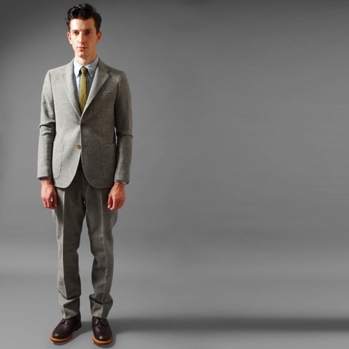 Our Legacy Fall/Winter 2011 Suiting
