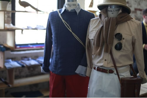 Ovadia & Sons Spring/Summer 2012 Preview