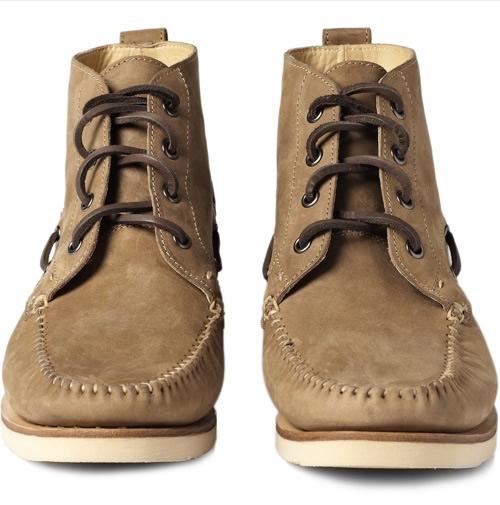 rag & bone Wakefield High Top Boat Shoes