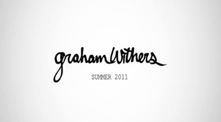 Graham Withers Summer 2011 Collection Video